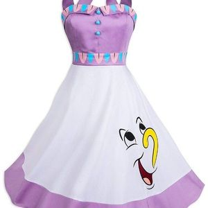 Disney Dress Shop Beauty & the Beast Chip Dress